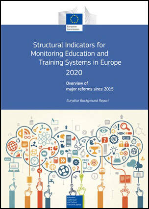 "Till rapporten ""Structural Indicators for Monitoring Education and Training Systems in Europe 2020"" (pdf)"